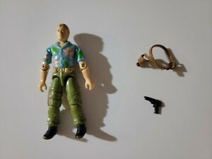 1987 GI Joe ARAH Undercover Agent CHUCKLES - 100% Complete