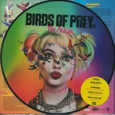 SOUNDTRACK - Birds Of Prey (The Album) 1LP Vinyl Picture Disc NEW!