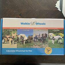 New listing Walkin Wheels Dog Wheelchair for Small Dogs