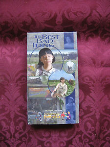 Feature Films for Families VHS The Best Bad Thing 1997