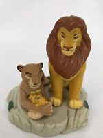 Disney The Lion King collectible figure Simba Mufasa Sarabi PVC special edition