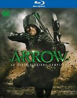 Arrow - Serie Tv - Stagione 6 - Cofanetto Con 4 Blu Rayd - Nuovo Sigillato