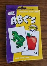 Abc's Alphabet Flash Cards ~ Martin Designs 2003 ~ Used - Complete