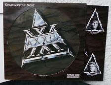 AXXIS - Kingdom Of The Nigth    PICTURE  LP