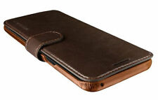 Leather Pouch Mobile Phone Wallet Cases