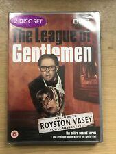 BBC The League Of Gentlemen - Entire Series 2 Double DVD Region 2 UK Freepost