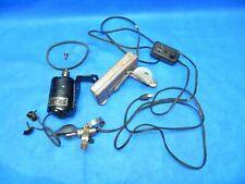 Vintage Singer Sewing Machine Motor Model 20 Pedal Switch Light Belt
