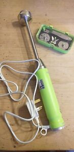 silvercrest hand blender set. Lime green. Barely used.