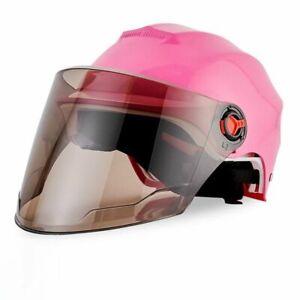 Motorcycle Helmet Lens Visor Motor Cross Scooter Cycling Biking Protective Gear