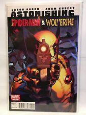 Astonishing Spider-Man & Wolverine #2 VF+ 1st Print Marvel Comics