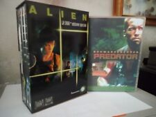 Alien e Predator la Saga in Edizione Speciale in dvd Italiano