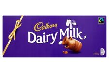 Cadbury Dairy Milk Chocolate Bar 850g Largest Bar Easter Gift Sharing Treat UK