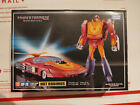 Transformers Masterpiece 28 HOT RODIMUS - Authentic New MP-28 Hot Rod