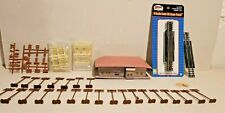 N Scale Accessories Includes, Train Depot, Telephone Poles, Rerailers & More!
