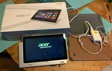 Acer Iconia W700, i5-3317U, 64GB, 11.6in Windows 10 tablet w/ dock Intel HD 4000