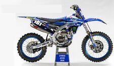 Monster Energy Kemea Yamaha Graphics Kit YZF 250 2014 - 2018 MXGP Motocross