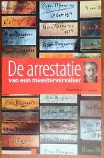 Han van Meegeren - De arrestatie van een meestervervalser - Frederik H Krueger