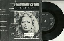 "In tua nua-Wheel of Evil (1988) UK 7"" + PROMO STR"