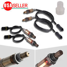 4 PCS O2 Oxygen Sensor Upstream & Downstream for BMW 323i 325i X3 X5 E39 E46