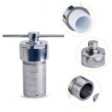 Hydrothermal Autoclave Reactor with PTFE Chamber Hydrothermal Synthesis 25ml t