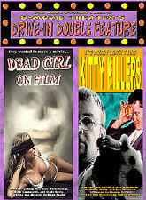 Dead Girl on Film/Kitty Killers NEW DVD 2000/01 B-Movie Horror, Brian Paulin, To