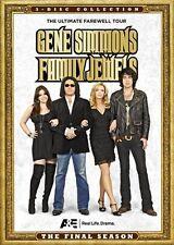 Gene Simmons Family Jewels Season 7  3er [DVD] NEU Final Letzte Season