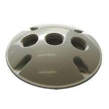 Westgate WRC-3 4 Inch Round Weatherproof Cover 3 X 0.5 Inch Holes - New