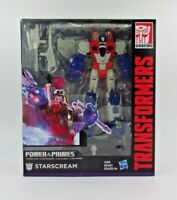 TRANSFORMERS GEN. POWER OF THE PRIMES- VOYAGER CLASS STARSCREAM PP-19 *UK STOCK*