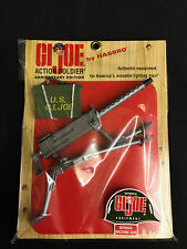 GI Joe - 40th Action soldat-Bivouac mitrailleuse carte