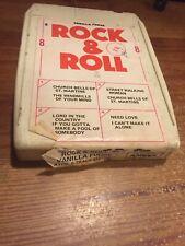 New listing Vanilla Fudge/ Rock & Roll-8 Track Tape
