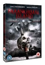 Paranormal Island DVD NEW and SEALED  lance henriksen