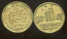PEROU  10  centimos 1995