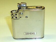 "MYLFLAM ""PIPCIG"" D.R.P. SEMI-AUTOMATIC WICK LIGHTER - 1934 - GERMANY - VERY RARE"