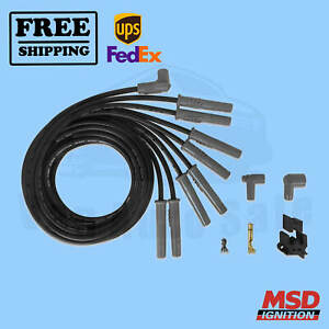 Spark Plug Wire Set MSD for Rover 80