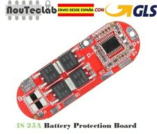 4S 25A 16.8V Li-ion Lithium Charging BMS PCM 18650 Battery Protection Board