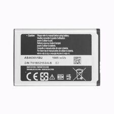 SAMSUNG AB463651BU BATTERY FOR B3410 S7070 S5260 B5310 C3060 C3510 C3222 1000mA