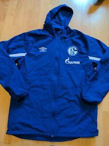 Regenjacke Schalke 04, Gr.M Gazprom Umbro