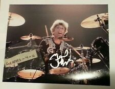 Stewart Copeland Signed The Police Autograph COA 8 x 10