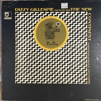 Dizzy Gillespie: The New Continent