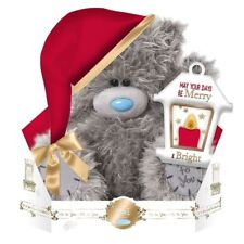 Me To You Christmas Tatty Teddy Bear With Lantern With Love From Me To You