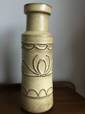 West German Pottery Vase Keramik 205-32 Retro Modernist Vintage Mid Century