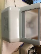 Whirlpool Ice Container With Auger-shaft Coupling-shut Off Arm- Container Front