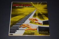 Speed Of Light~Ben Light At The Organ~Capitol Records~FAST SHIPPING