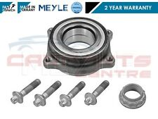 FOR MERCEDES C E SL SLK CLASS FRONT HUB WHEEL BEARING KIT LEFT RIGHT NUT BOLTS