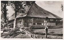 AK alt - Schwarzwaldhaus