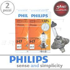 LAMPADE PHILIPS H7 VISION +30% DI LUCE 12V 55W (2 PEZZI) COD. 12972PRC1