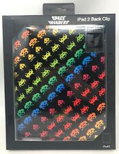SPACE INVADERS Apple iPad 2 Back Clip/Cover (Case Scenario) BRAND NEW SEALED