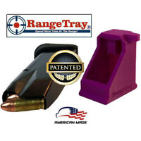 RangeTray Magazine Speed Loader w UNLOADER TAB for Glock 42 380 .380 PURPLE