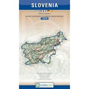 Croazia E Slovenia Cartina Geografica.Mappe E Atlanti In Sloveno Acquisti Online Su Ebay