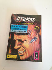 AVr24---- ARTIMA   Comics POCKET  ATOMOS      N° 32 et 33  R3093